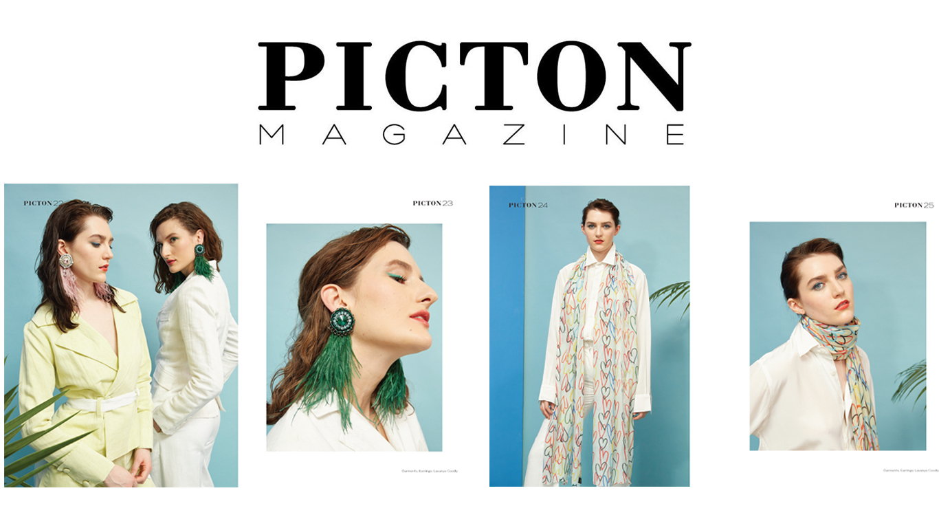 SS19 Editorials on Picton Magazine
