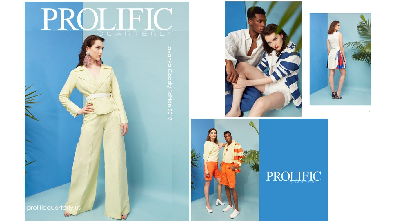 SS19 Collection on Prolific Quarterly