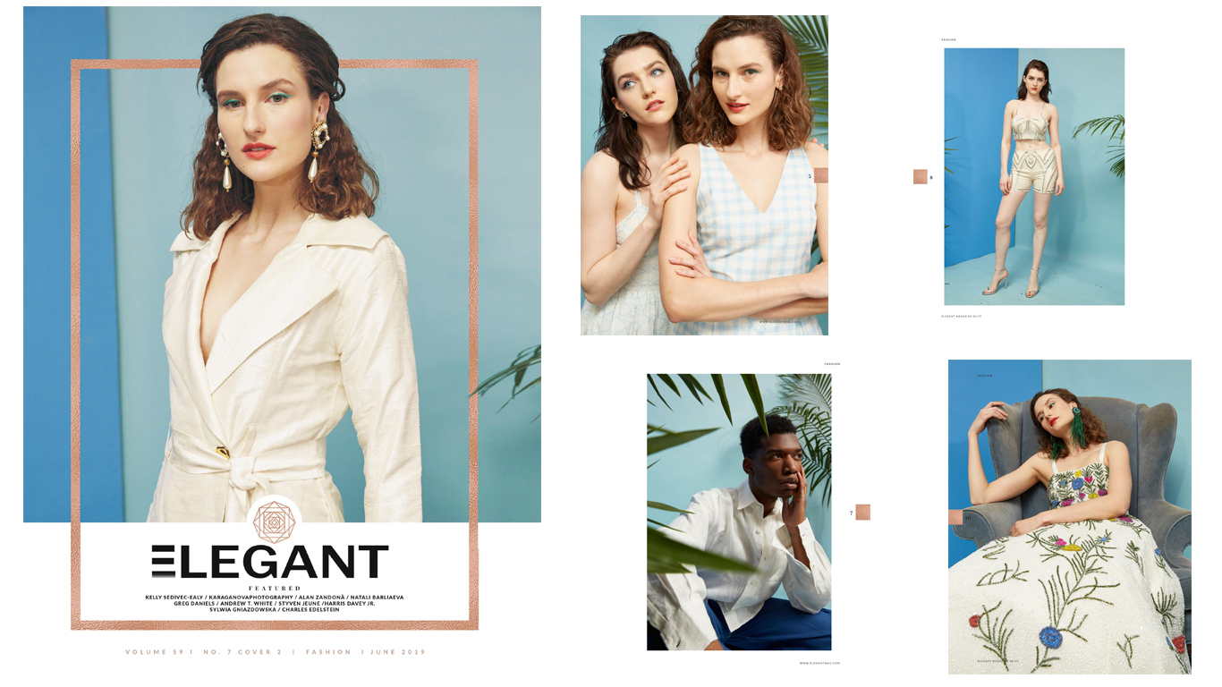 SS19 on Elegant Magazine
