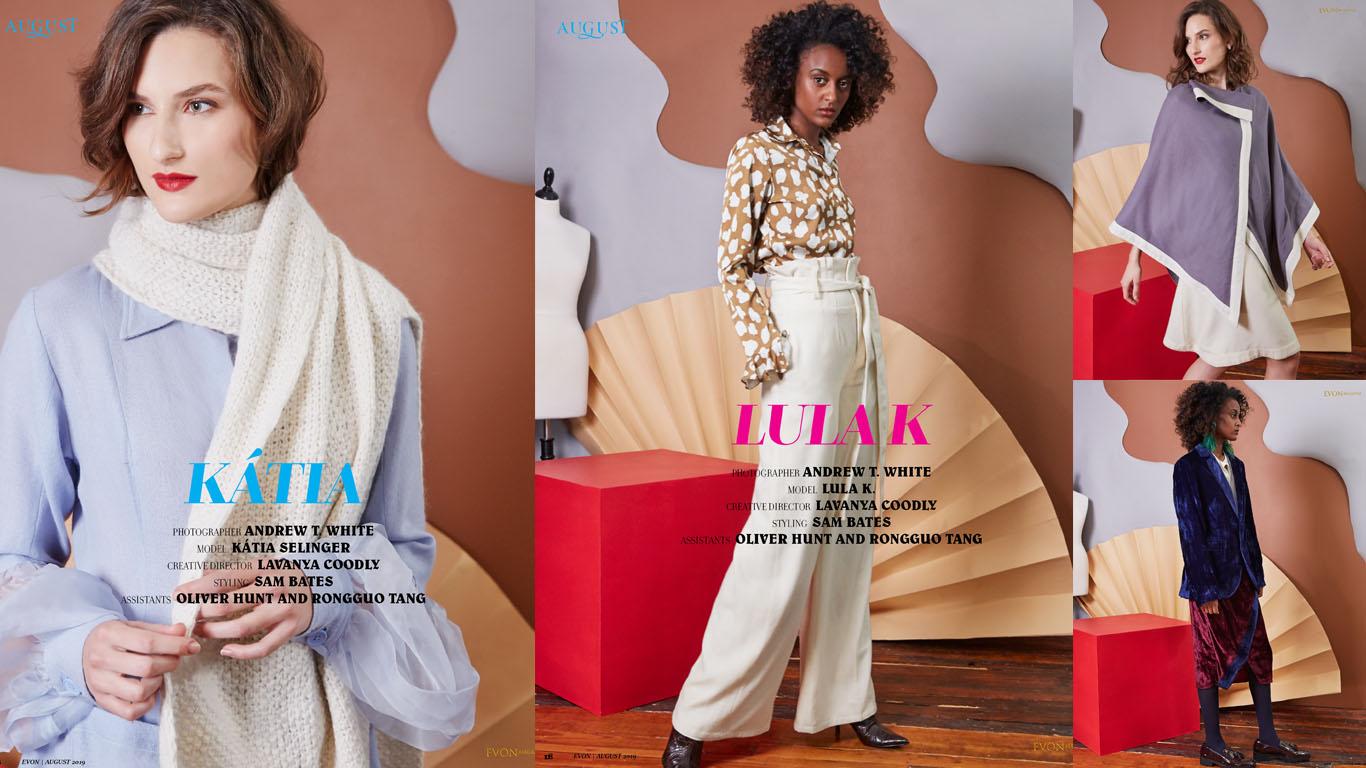 AW19 on Evon Magazine