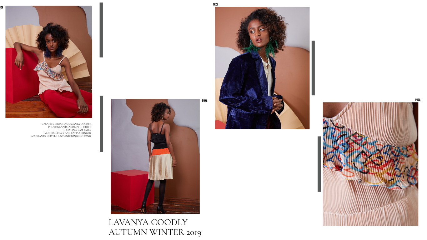 AW19 Collection on POZA Magazine