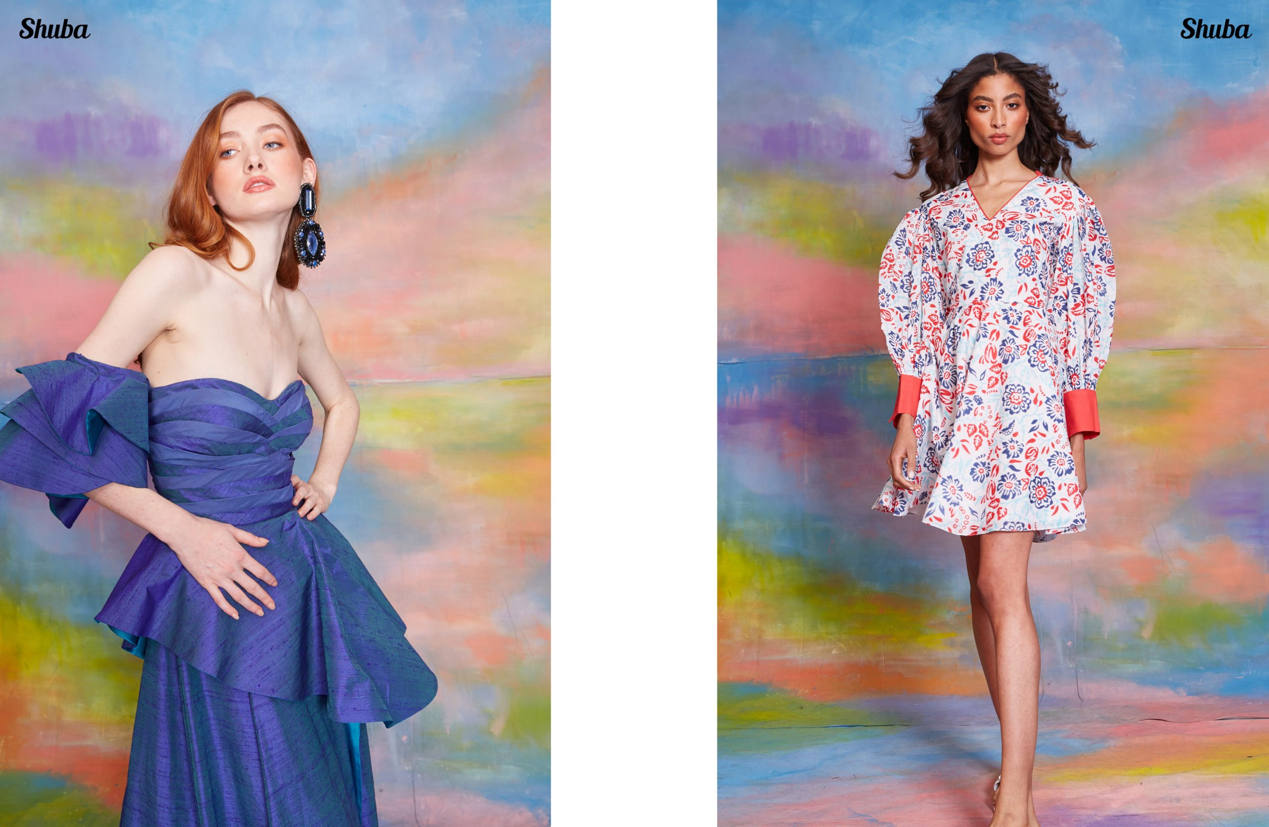 Spring & Summer 2020 Collection on Shuba Magazine March 2020